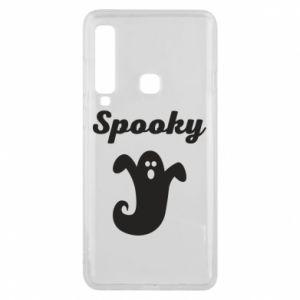 Phone case for Samsung A9 2018 Spooky - PrintSalon