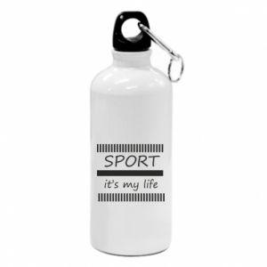 Flask Sport it's my life