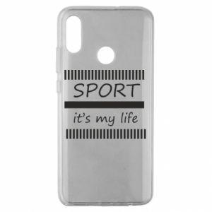 Etui na Huawei Honor 10 Lite Sport it's my life