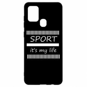 Etui na Samsung A21s Sport it's my life