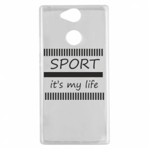 Etui na Sony Xperia XA2 Sport it's my life