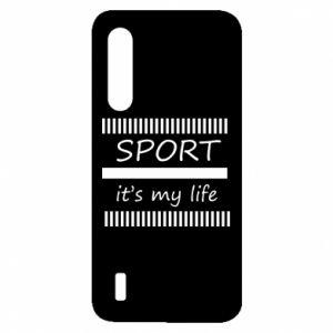 Etui na Xiaomi Mi9 Lite Sport it's my life