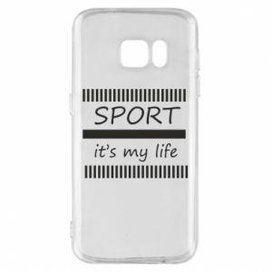 Etui na Samsung S7 Sport it's my life