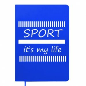 Notes Sport it's my life