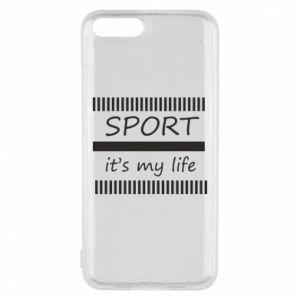Etui na Xiaomi Mi6 Sport it's my life