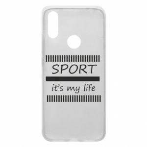 Etui na Xiaomi Redmi 7 Sport it's my life