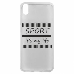 Etui na Xiaomi Redmi 7A Sport it's my life