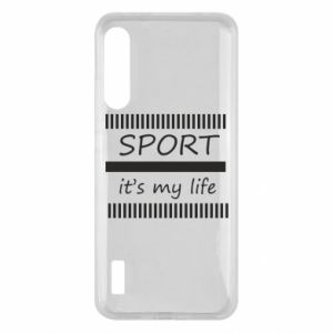 Etui na Xiaomi Mi A3 Sport it's my life