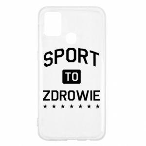 Samsung M31 Case Sport is health