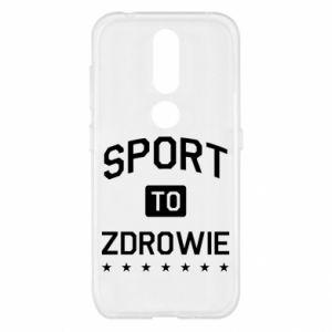 Nokia 4.2 Case Sport is health