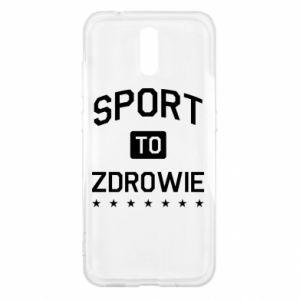 Nokia 2.3 Case Sport is health