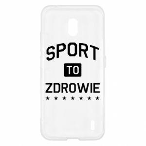 Nokia 2.2 Case Sport is health