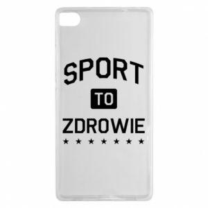 Huawei P8 Case Sport is health