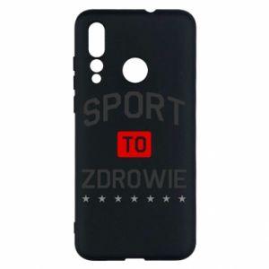 Huawei Nova 4 Case Sport is health