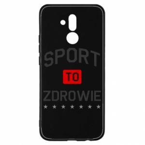 Huawei Mate 20Lite Case Sport is health