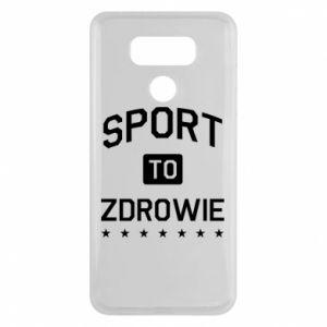 LG G6 Case Sport is health