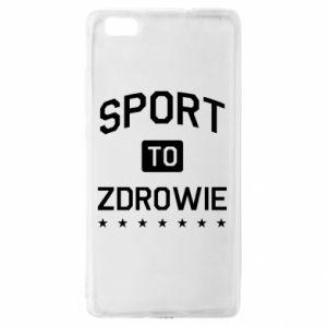 Huawei P8 Lite Case Sport is health