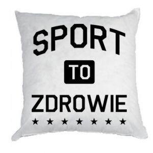 Pillow Sport is health