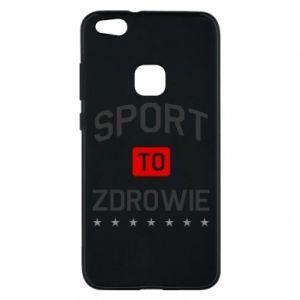 Huawei P10 Lite Case Sport is health