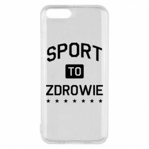 Xiaomi Mi6 Case Sport is health
