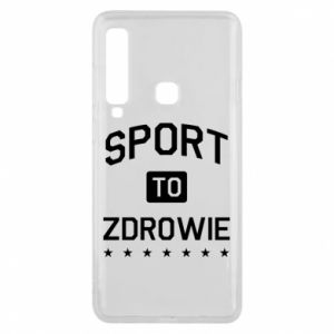 Samsung A9 2018 Case Sport is health
