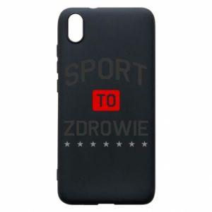 Xiaomi Redmi 7A Case Sport is health