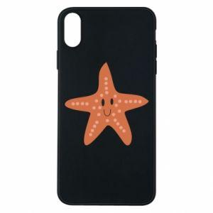 Etui na iPhone Xs Max Starfish
