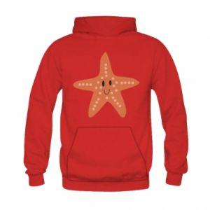 Bluza z kapturem dziecięca Starfish