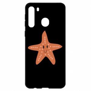 Etui na Samsung A21 Starfish