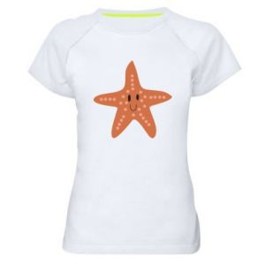 Koszulka sportowa damska Starfish