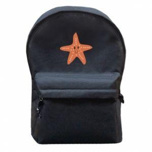 Plecak z przednią kieszenią Starfish