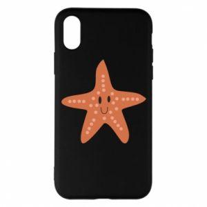 Etui na iPhone X/Xs Starfish
