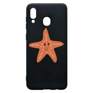Etui na Samsung A20 Starfish