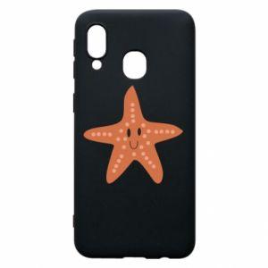 Etui na Samsung A40 Starfish