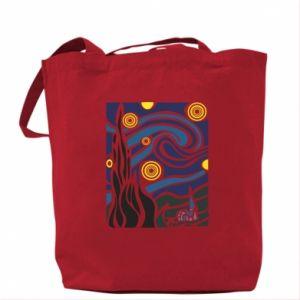 Bag Starlight Night - PrintSalon