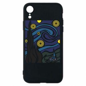 Phone case for iPhone XR Starlight Night - PrintSalon