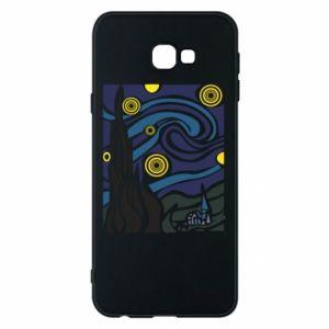 Phone case for Samsung J4 Plus 2018 Starlight Night - PrintSalon