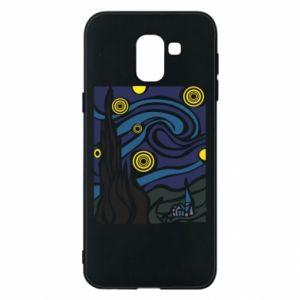Phone case for Samsung J6 Starlight Night - PrintSalon