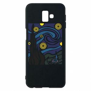 Phone case for Samsung J6 Plus 2018 Starlight Night - PrintSalon