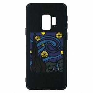 Phone case for Samsung S9 Starlight Night - PrintSalon