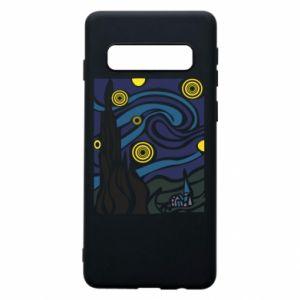 Phone case for Samsung S10 Starlight Night - PrintSalon