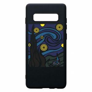 Phone case for Samsung S10+ Starlight Night - PrintSalon