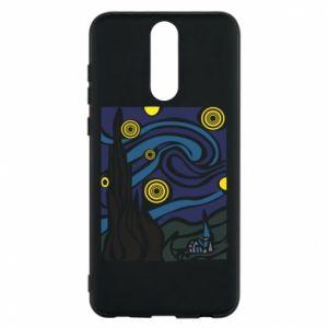 Phone case for Huawei Mate 10 Lite Starlight Night - PrintSalon