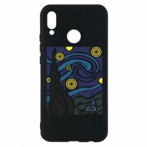 Phone case for Huawei P20 Lite Starlight Night - PrintSalon