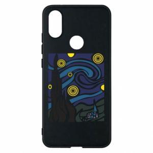 Phone case for Xiaomi Mi A2 Starlight Night - PrintSalon