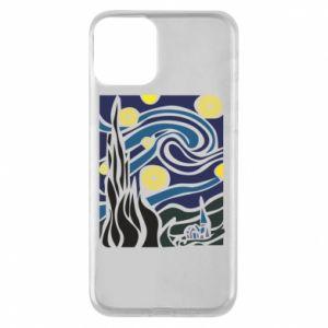 Phone case for iPhone 11 Starlight Night - PrintSalon