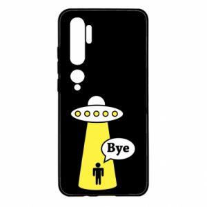 Etui na Xiaomi Mi Note 10 Statek kosmiczny i człowiek