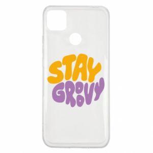 Etui na Xiaomi Redmi 9c Stay groovy