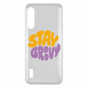 Etui na Xiaomi Mi A3 Stay groovy