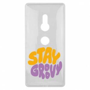 Etui na Sony Xperia XZ2 Stay groovy